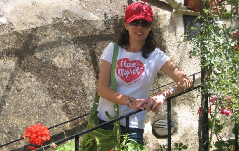 Guida turistica abilitata Marisa Gallo (Ita/Eng)