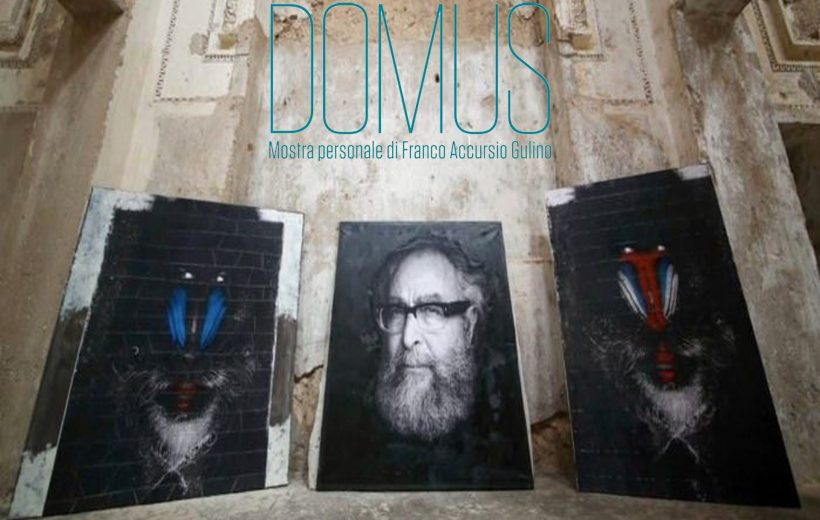 Domus, questa sera allo Spasimo la personale di Franco Accursio Gulino